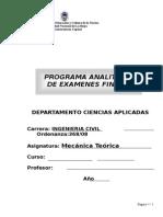 Programa AnalíticoMECTEORICA2012(2)