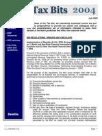 Tax Bits - July 2004_GRT
