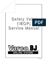 Varco Ibop Valves