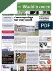 De Krant van Waddinxveen, 4 december 2009