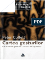 524629 Peter Collett Cartea Gesturilor