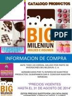 Catalogo Agosto 2014