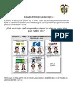 Elecciones Presidenciales 2014 (2)