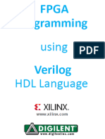 Fpga Programming Using Verilog Hdl Language