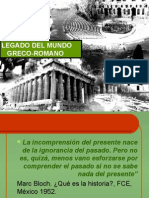 Legado de Grecia y Roma