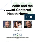 oral health  and pchh