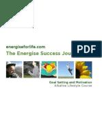 Energise Success Journal