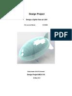 Designing an airship
