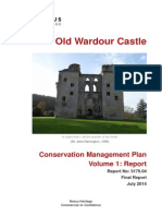 Old Wardour Castle Conservation Management Plan 2014 Volumes 1 and 2