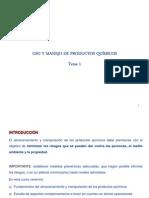 Productos Químicos (I)