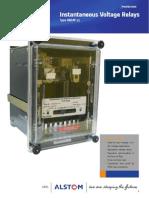 ALSTOM Instntneous Voltage Relay VAGM HighRes