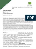 Desenvolvimento Das Argamassas de Rejuntamento No Sistema de Revestimento Ceramico