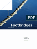 Footbridges - Structure, Design, History (Architecture eBook)