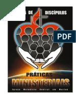 Apostila. Práticas Ministeriais 2013