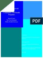 framework for dental public health from aacdhp