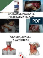 Manejo de Paciente Politraumatizado