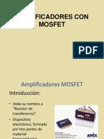 Amplificadores Con Mosfet