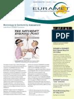 EURAMET Newsletter-03 May2010