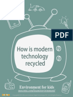 How Is Modern Technology Recycled – Mocomi.com