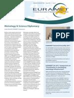 EURAMET Newsletter-05 Apr2011