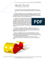 AV Bros. Page Curl Pro 2.2 Manual