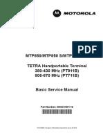 Mpt 850 Service Manual