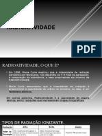 Aula Radioatividade