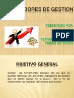 Presentacion Indicadores de Gestion