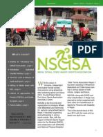 NSCISA Newsletter Vol2,Issue2