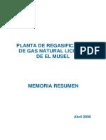 Planta de Regasificación Del Gas Licuado