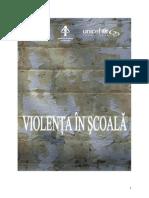 Violenta in Scoala