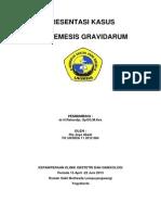 Hyperemesis Gravidarum Presus Obstetri Rio Print