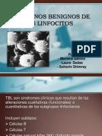 Trastornos Benignos de Los Linfocitos