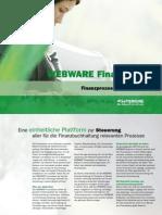 WEBWARE Finanzwesen Fibu - Finanzprozesse im Internet