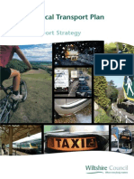 Ltp3 Public Transport Strategy