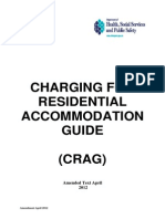 Charging for Residential Accommodation Guidance -Crag 2012