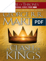 A Clash of Kings - George RR Martin