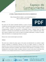 2012 - Autoria, Narratividade e Inclusão No Ciberespaço