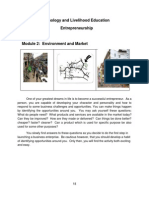 Module 2 - Environment & Market