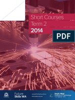 Short Course Brochure 7 May 2014