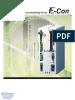 IAI ECON Catalog Specsheet