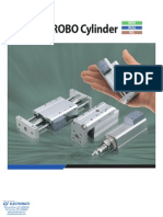 IAI Mini Robo Cylinder 2 Catalog