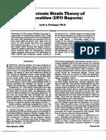 1983 - persinger - pursuit -the tectonic strain theory of luminosities ufo reports