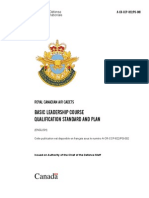 Basic Leadership QSP-ACRCCP822