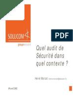 1B Audit Solucom