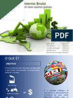 PIB-Produto Interno Bruto