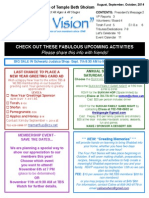 Vision August 2014