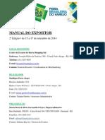 Manual Do Expositor
