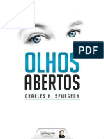 Olhos Abertos - C.H.spurgeon