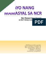 Magagandang Tanawin Sa NCR